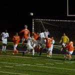 Valhalla High School Boys Varsity Soccer falls to Helix High School 5-1