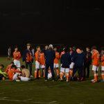 Valhalla High School Boys Varsity Soccer falls to Steele Canyon High School 1-0