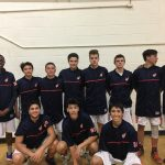 Valhalla High School Boys Varsity Basketball beat Calipatria- SY Cougar Classic 80-53