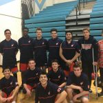 Valhalla High School Boys Varsity Basketball beats Calexico – SY Cougar Classic 56-34