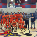 Valhalla Boys Varsity Basketball beat Ramona 52-44 – Montgomery Holiday Championship