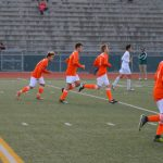 Valhalla High School Boys Varsity Soccer falls to Patrick Henry High School 3-1