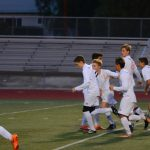 Valhalla High School Boys Varsity Soccer falls to Helix High School 3-2
