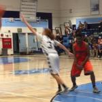 Valhalla High School Boys Varsity Basketball falls to Granite Hills 59-52