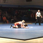 Valhalla High School Boys Varsity Wrestling beat Granite Hills High School 45-34