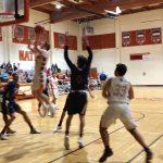 Valhalla High School Boys Varsity Basketball falls to Steele Canyon High School 72-62