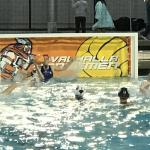 Valhalla High School Girls Junior Varsity Water Polo beat West Hills High School 9-4