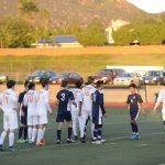 Valhalla High School Boys Varsity Soccer falls to Granite Hills 3-0