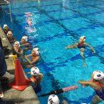 Valhalla High School Girls Freshman Water Polo Novice beat La Jolla High School 5-4