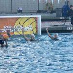 Valhalla High School Girls Junior Varsity Water Polo beat Eastlake- SD Open 6-4