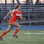 Valhalla High School Girls Varsity Soccer ties Grossmont High School 1-1