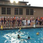 Valhalla High School Girls Junior Varsity Water Polo beat Helix High School 5-4