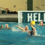 Valhalla High School Girls Varsity Water Polo beat Helix High School 14-8