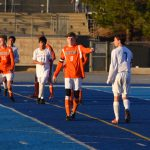 Valhalla High School Boys Varsity Soccer falls to West Hills High School 3-1