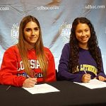 Two Soccer Players Sign College Letters of Intent