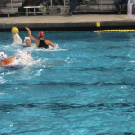 Valhalla High School Girls Varsity Water Polo falls to Cathedral – SD Open 6-3