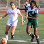 Valhalla High School Girls Varsity Soccer beat Helix High School 2-0