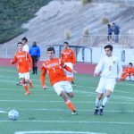 Valhalla High School Boys Varsity Soccer beat Monte Vista/Spring Valley High School 1-0