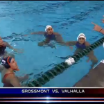 Valhalla High School Girls Varsity Water Polo beat Grossmont High School 14-3