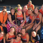 Valhalla Girls Varsity Water Polo finishes SD Open in 3rd place
