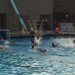 Valhalla High School Girls Junior Varsity Water Polo beat Steele Canyon High School 7-5