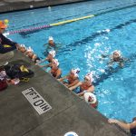Valhalla High School Girls Freshman Water Polo Novice beat Steele Canyon High School 8-1