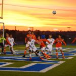 Valhalla High School Boys Varsity Soccer beat Granite Hills 2-1