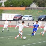 Valhalla High School Boys Varsity Soccer falls to Grossmont High School 2-1