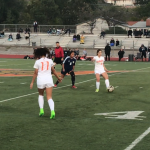 Valhalla High School Girls Varsity Soccer beat Bonita Vista – CIF Playoffs 1-0