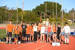 Orange & White Track & Field Meet 2017