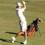 Valhalla High School Boys Varsity Golf falls to Steele Canyon High School 192-200