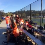 Valhalla High School Boys Junior Varsity Tennis falls to Grossmont High School 11-5