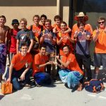 Valhalla High School Boys Varsity Swimming finishes 1st place