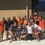 Valhalla High School Girls Varsity Swimming finishes 1st place