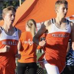 Valhalla High School Boys Varsity Track finishes 1st place