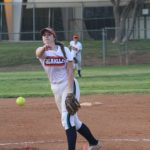 Valhalla High School Varsity Softball beat Brawley – Cougar Classic 4-3
