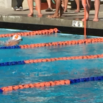 Valhalla High School Boys Varsity Swimming beat San Diego High School 132-36