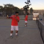 Valhalla High School Boys Junior Varsity Tennis falls to West Hills High School 979-971