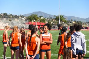 3/16/17 – Track/Field vs Mt. Miguel