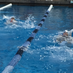 Valhalla High School Girls Varsity Swimming beat Granite Hills High School 131-55