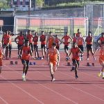 Valhalla High School Boys Junior Varsity Track finishes 1st place