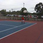Valhalla High School Boys Junior Varsity Tennis falls to Steele Canyon High School 16-2