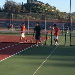 Valhalla High School Boys Varsity Tennis falls to Helix High School 10-8
