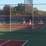 Valhalla High School Boys Junior Varsity Tennis beat Helix High School 13-5