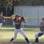 Valhalla High School Varsity Softball beat Academy of Our Lady of Peace 8-3