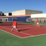 Valhalla High School Boys Varsity Tennis falls to Grossmont High School 16-2