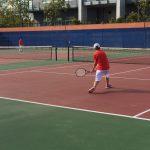Valhalla High School Boys Varsity Tennis falls to Steele Canyon High School 13-5