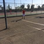 Valhalla High School Boys Junior Varsity Tennis beat Santana High School 10-8