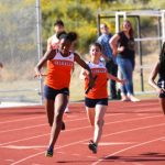 Valhalla High School Girls Varsity Track finishes 2nd place
