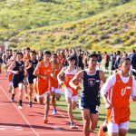Valhalla High School Boys Junior Varsity Track finishes 2nd place